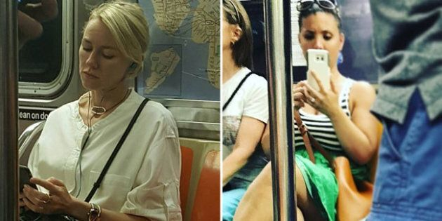 Naomi Watts Had The Best Response To A Fan Taking Her Photo On The