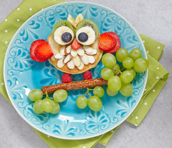 Have a go at making cute food art.