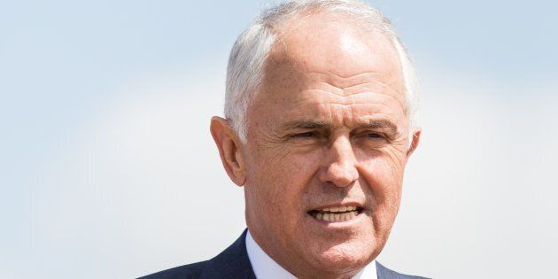 Prime Minister Malcolm Turnbull has reiterated support for a US missile strike in