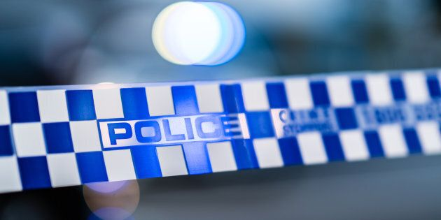 Police are looking for a shooter after a man was shot in Sydney's