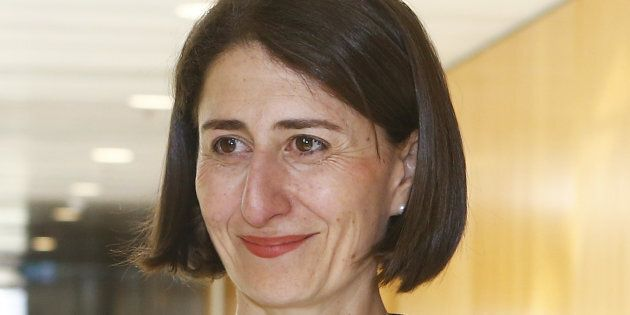 Gladys Berejiklian's government took a hit at Saturday's NSW