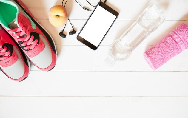 Tip: keep a gym bag at work so there are less excuses to