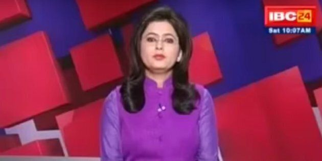 TV Anchor Learns Of Her Husband's Death While Reading The News, Doesn't