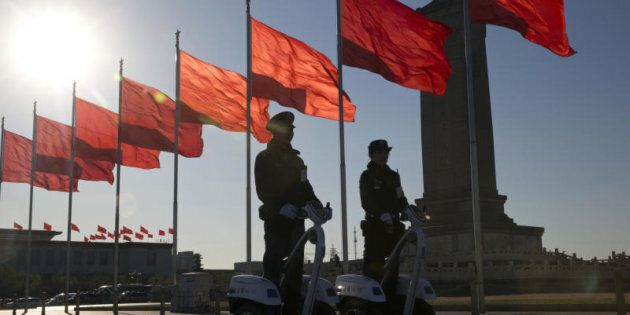 Amnesty International: China's horrifying use of the death penalty remains one of the country's deadly