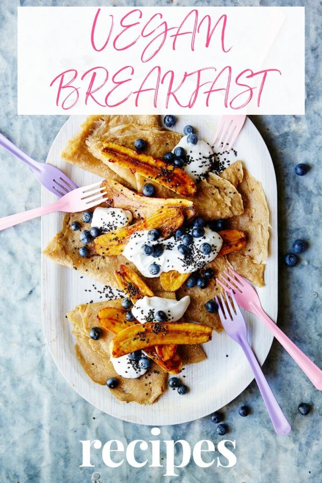 These Vegan Breakfasts Are Worth Getting Out Of Bed