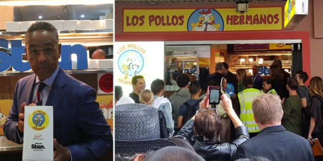 There Was A Los Pollos Hermanos Pop Up In Sydney And Everyone Went