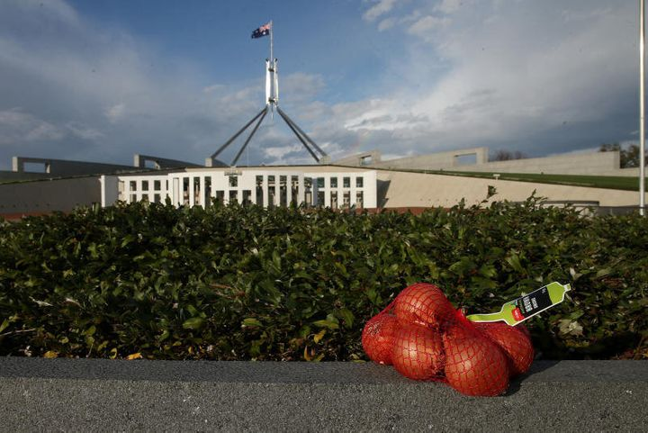Australian consumers currently waste 20 per cent of food purchased.