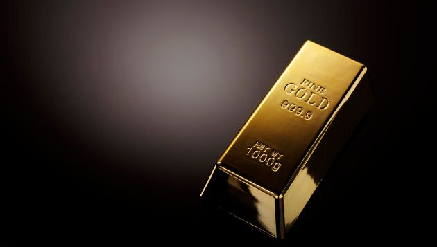 A one kilogram gold bullion, valued at $70,000, was stolen from a home in Ballarat in regional Victoria.