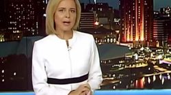 7 News Presenter Drops The F-Bomb On Air, Because Bloopers