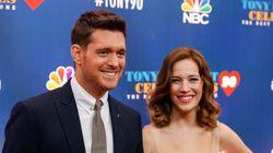 Michael Bublé's Wife Confirms Son Has Beaten Liver