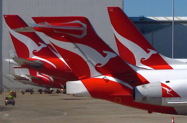 Fifteen Injured In Mid-Air Qantas