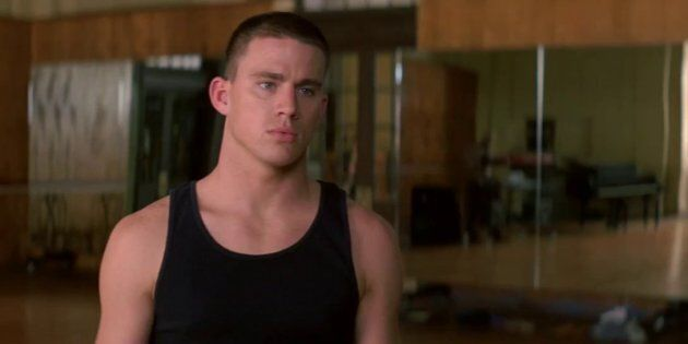 Remember Tyler Gage from 'Step Up'? He had resilience in bucket
