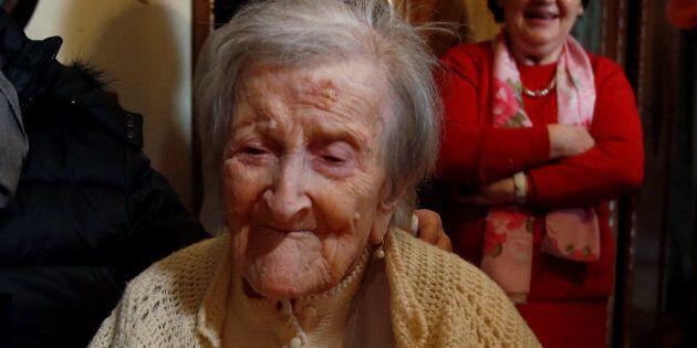 Emma Morano has passed away in Italy aged