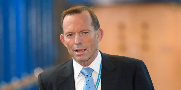 Tony Abbott has said that being prime minister is the hardest job in