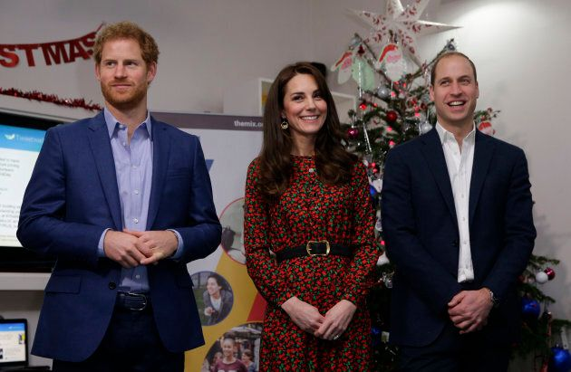 The young royals have teamed up to spearhead the Heads Together