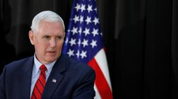 Mike Pence Pledges U.S. Support To South