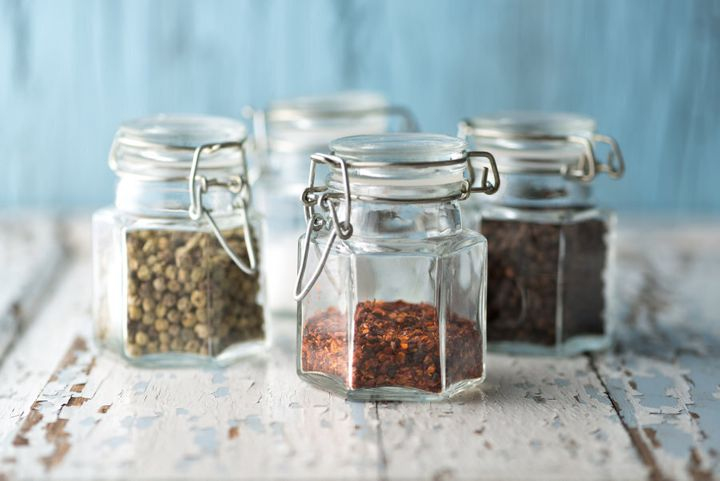 You can pick up cheap, nice jars at op-shops.