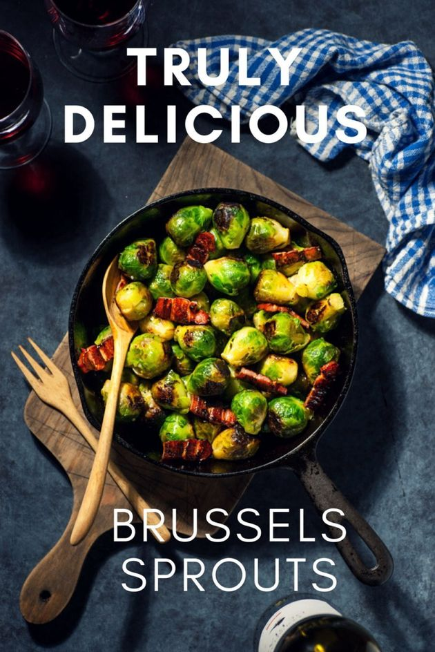 This Is How To Make Brussels Sprouts Taste (Really)