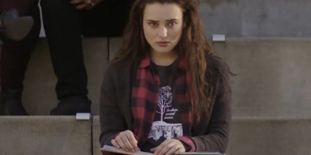 Hannah Baker, the protagonist of '13 Reasons