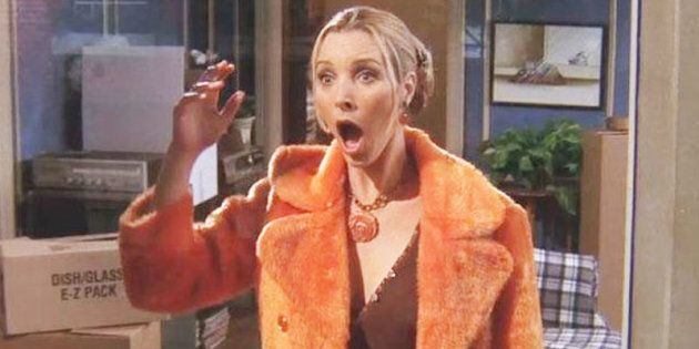 Lisa Kudrow Just Crushed All Your 'Friends' Reunion