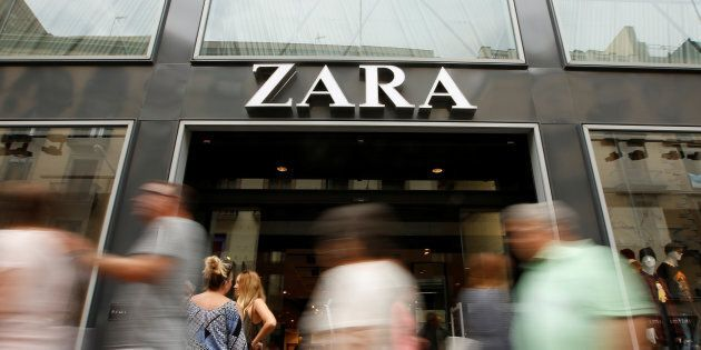 Good news for Zara fans -- the company received an