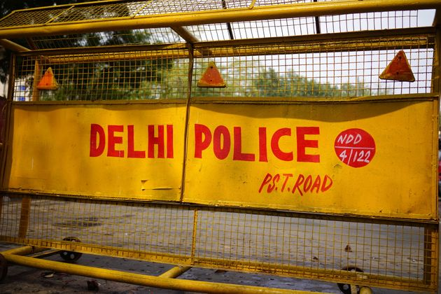 Security Beefed Up In Delhi's Trilokpuri After Two Cows Found