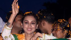 Mimi Chakraborty Is Fighting From TMC Bastion In Kolkata's