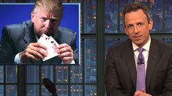 Seth Meyers Nails The Hypocrisy Of Trump's Business