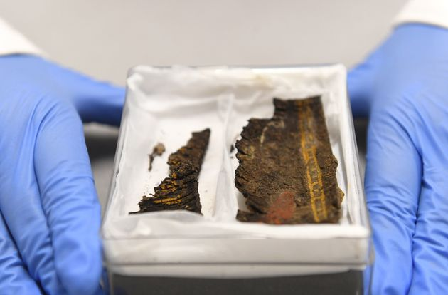 Britain's 'Equivalent Of Tutankhamun's Tomb' Has Been Found Next To An