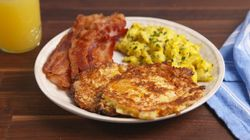 Cauliflower Hash Browns Are Delicious And Really Low