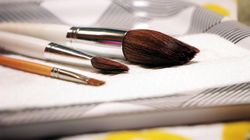 How To Clean Your Makeup Brushes With An All-Natural