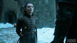 Game of Thrones Season: Arya's Incredible Fighting