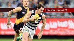 AFL FootyFix: Top Four Battle For Fellow