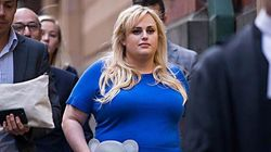 Rebel Wilson Suffers Concussion On Set Of New