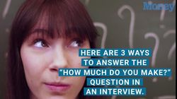 Watch: How To Answer The Pay Question In A Job