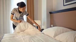 Watch: How To Check A Hotel Room For Bed