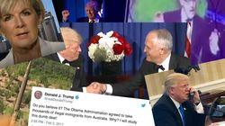 Trump And Australia, 12 Months