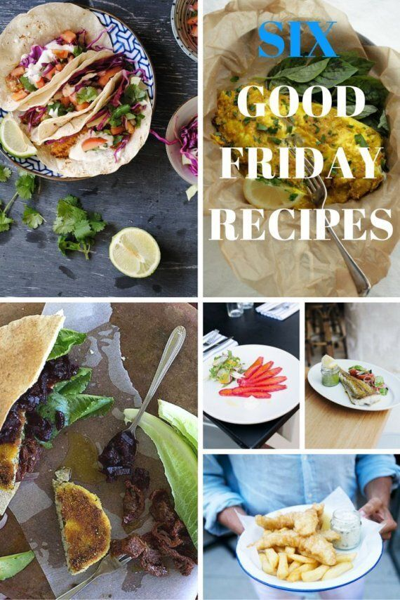 Seafood Recipes To Try For Your Good Friday
