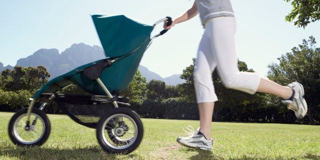 What Exercise You Can Do After Having A Baby (And What To