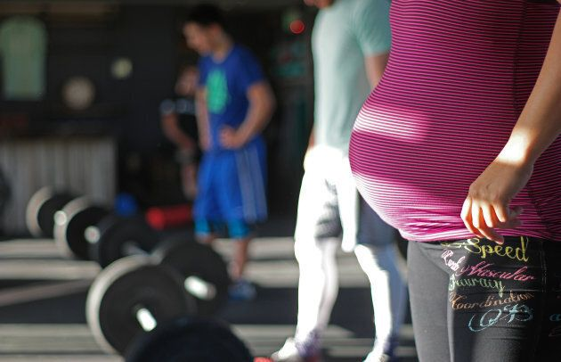 If you lifted weights before and during your pregnancy you will be able to get back into it