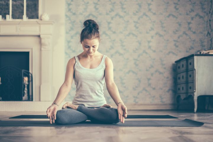 Meditation and regular exercise, along with a healthy lifestyle, can help reduce symptoms of PMDD.