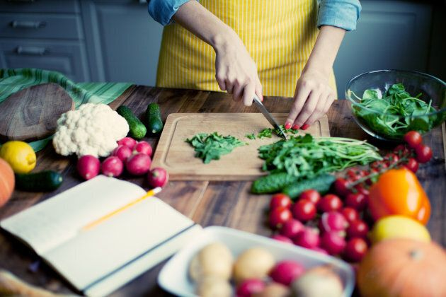 Focus on healthy home cooking, rather than takeaway and junk