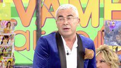 Jorge Javier Vázquez revela en 'Sálvame' (Telecinco) su salvaje sueño con un concursante de