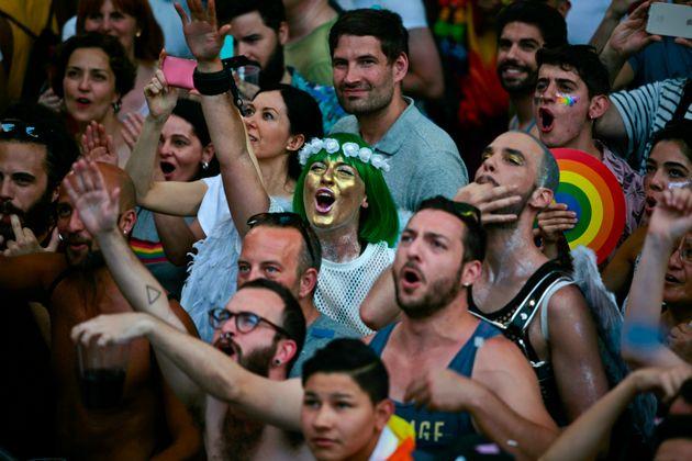 Díaz Ayuso cree que la Casa de Campo no es sitio para el Orgullo Gay porque es