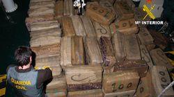 Démantèlement d'un trafic de drogue en mer entre le Maroc et