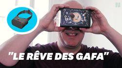 Smartphone, caméra, VR ... l'avis sévère d'Alain Damasio sur nos