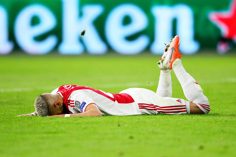 Ligue des Champions: le mea culpa de Hakim Ziyech après l'élimination de l'Ajax