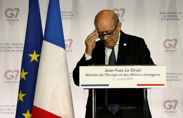 Paris dément avoir réagi aux présidentielles du 04