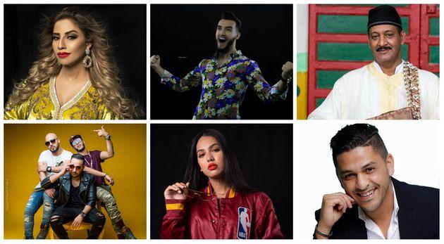 Mawazine 2019 annonce le programme de la scène maghrébine de