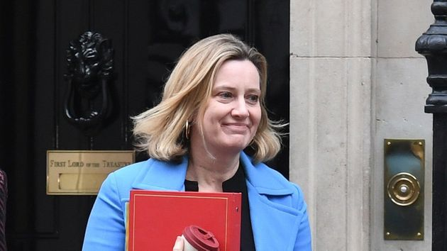 Work and Pensions Secretary Amber